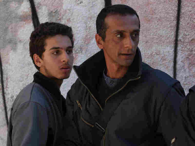 Yuval Adler's Bethlehem tells the story of Sanfur (Shadi Mar'i, left), the younger brother of a wanted Palestinian militant — and secret informant to Razi (Tsahi Halevy), the Israeli agent who wants that brother dead.