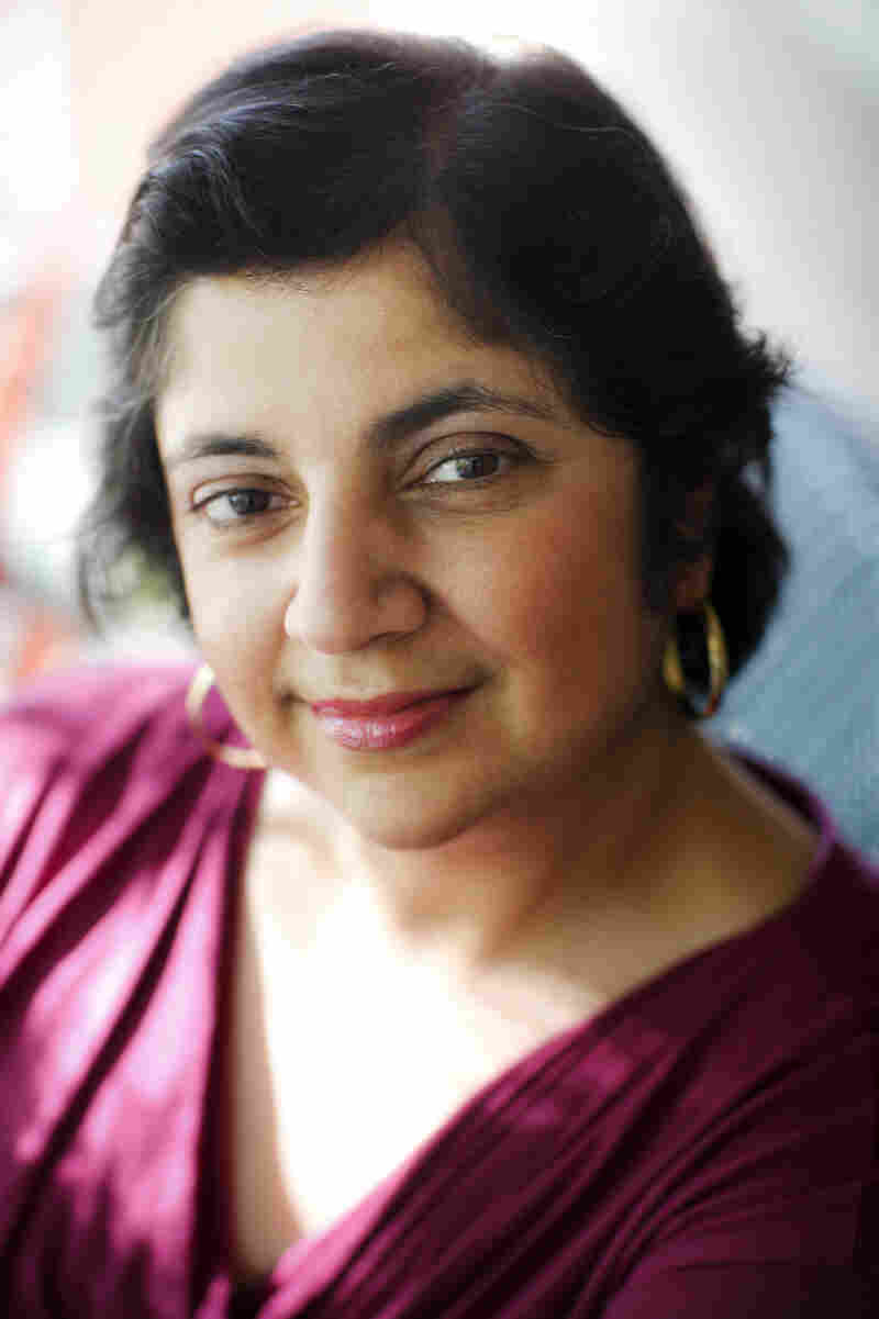 At the time of Morning Edition's Obama interview, Madhulika Sikka was serving as the show's executive producer. She is now executive editor for NPR News.