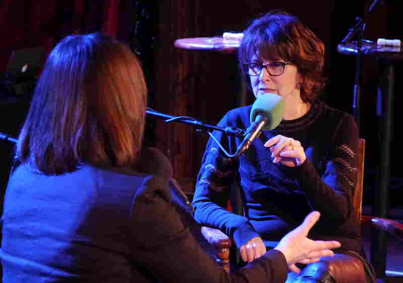 Very Important Puzzler Delia Ephron talks with Ask Me Another host Ophira Eisenberg about growing up in a family full of writers.