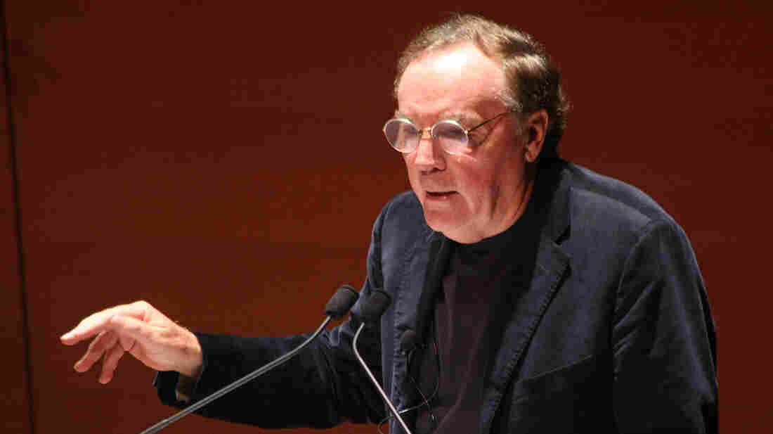 "Author James Patterson, pictured in 2011 in New York City, says independent bookstores are ""vital to our future as a country."""