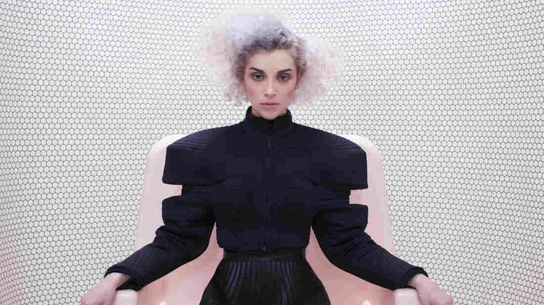 St. Vincent is the fourth solo album from singer and guitarist Annie Clark.