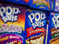 Kellogg, maker of Pop-Tarts, announced Feb. 14 that it will buy palm oil — an ingredient in Pop-Tarts — only from companies that don't destroy rain forests where palm trees are grown.