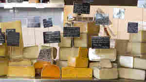 Cheese, glorious cheese! The European Union wants U.S. food makers to stop using names with historical ties to Europe. But what else would you call, say, Parmesan and Brie?