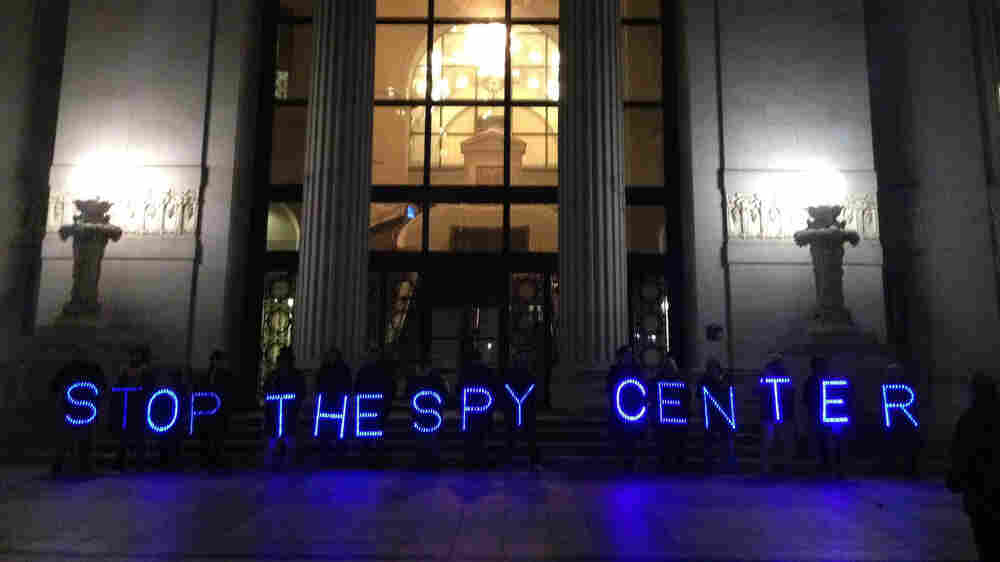 In 'Domain Awareness,' Detractors See Another NSA