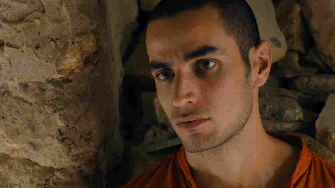 Adam Bakri plays a Palestinian baker recruited as an informant by the Israeli secret service in the Oscar-nominated film Omar.