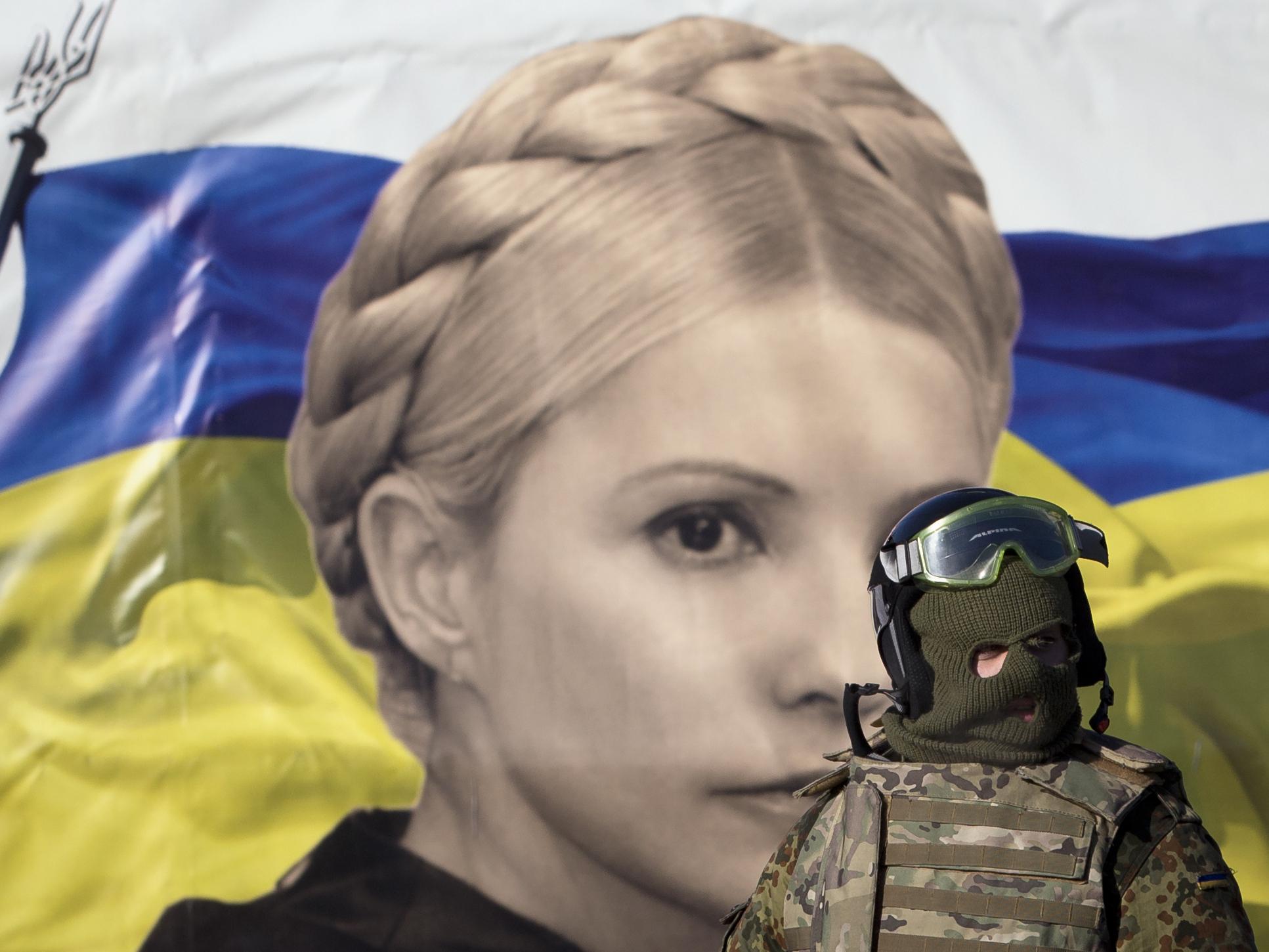 Former Ukrainian Prime Minister Tymoshenko May Soon Be Free