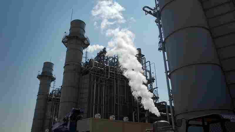 Not all energy producers find fault with the EPA's rules. Calpine, which helped build the Delta Energy Center in Pittsburg, Calif., says the permitting regulations aren't overly cumbersome.