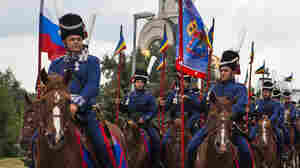 Russia's Cossacks Ride Back From History As 'Patriots'