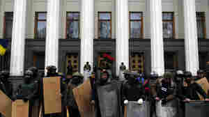 Ukrainian President Voted Out; Opposition Leader Freed