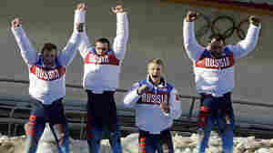 Russia, With Home-Field Advantage, Wins Sochi Medal Race