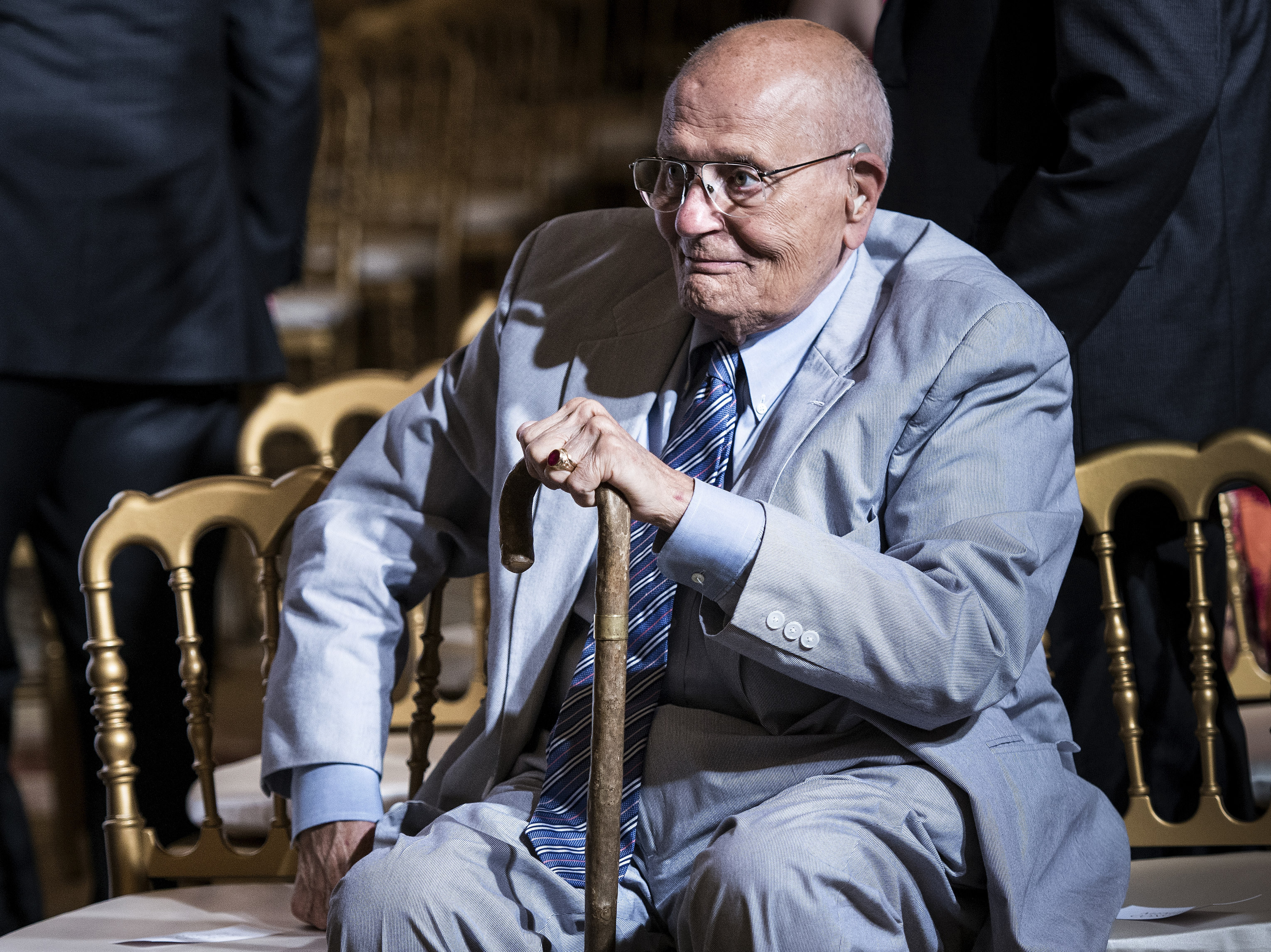 Rep. John Dingell, Who Has Served A Record 58 Years, Is Retiring