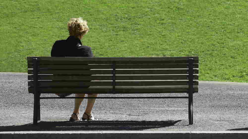 Older Americans' Breakups Are Causing A 'Graying' Divorce Trend
