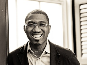 Kwame Kwei-Armah, Artistic Director of Baltimore's Center Stage Theater.