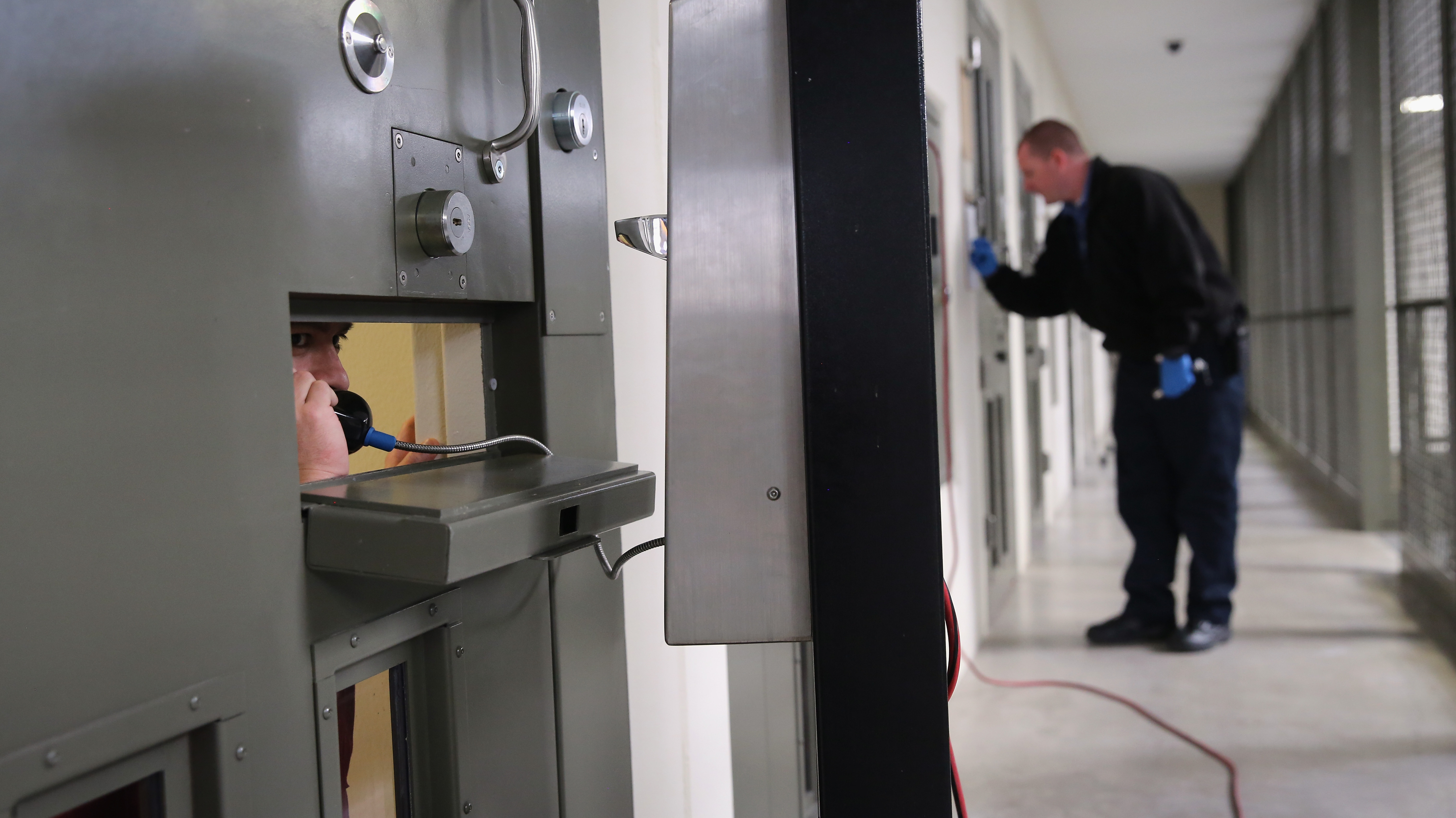 Solitary Confinement Costs 78k Per Inmate And Should Be Curbed Critics Say The Two Way Npr