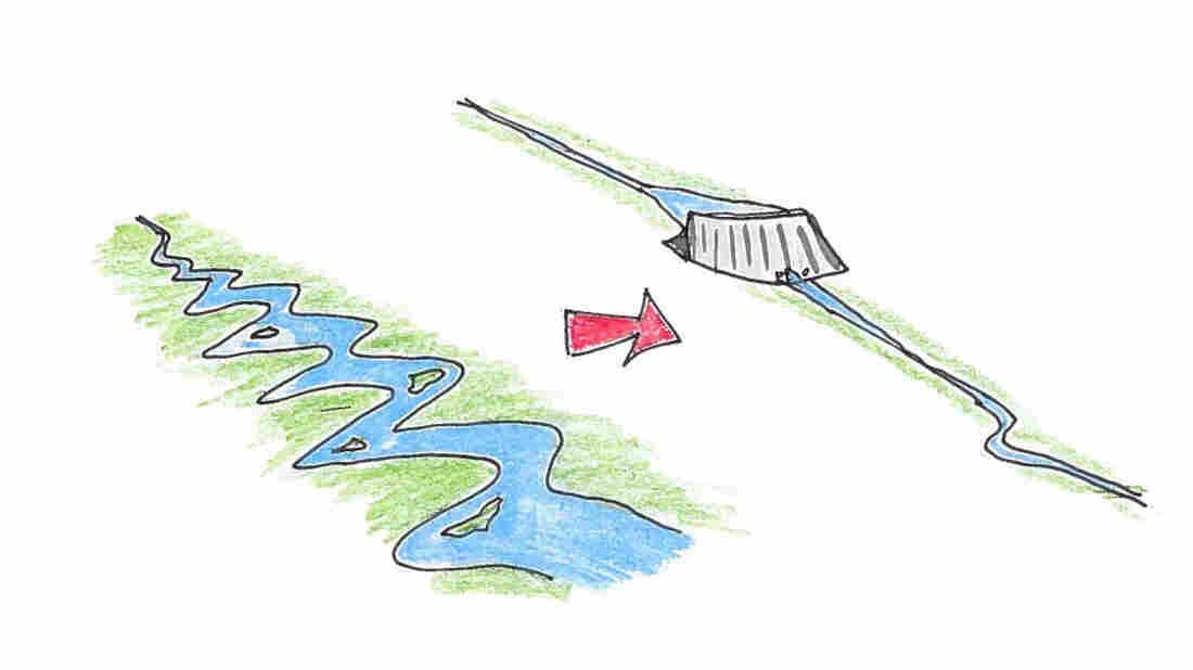 7. River comparison