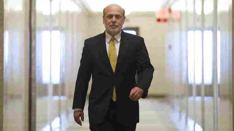 Book News: Bernanke Writing A Book On The Fed And The Great Recession