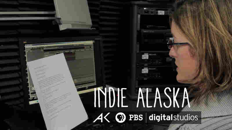 Angela Denning Barnes is a bush reporter out of NPR affiliate, KYUK.