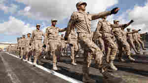 Outmanned And Outgunned, Libya Struggles To Fix Its Broken Army