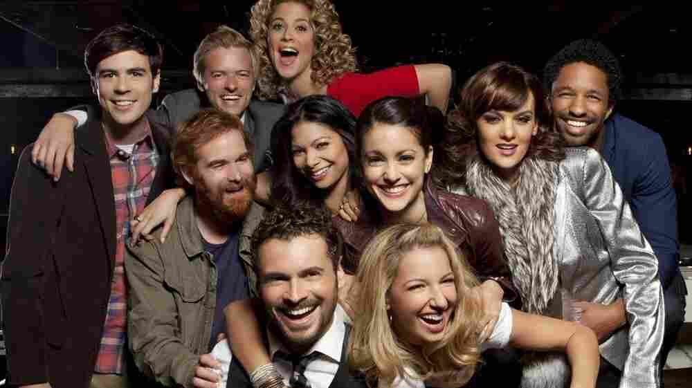Adam Campbell as Ron, Adan Canto as Dominic, Alexis Carra as Jessica, Craig Frank as Cal, Ginger Gonzaga as Maya, Blake Lee as Tom, Vanessa Lengies as Kacey, Andrew Santino as Bruce, Frankie Shaw as Fabienne and Kate Simses as Liv.