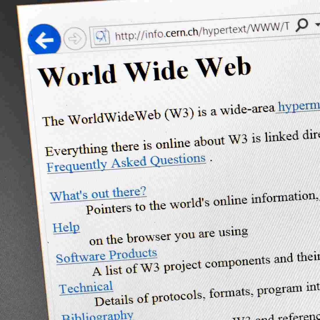 The Web At 25: Hugely Popular, And Viewed As A Positive Force