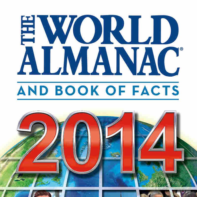 Weird Almanac Facts