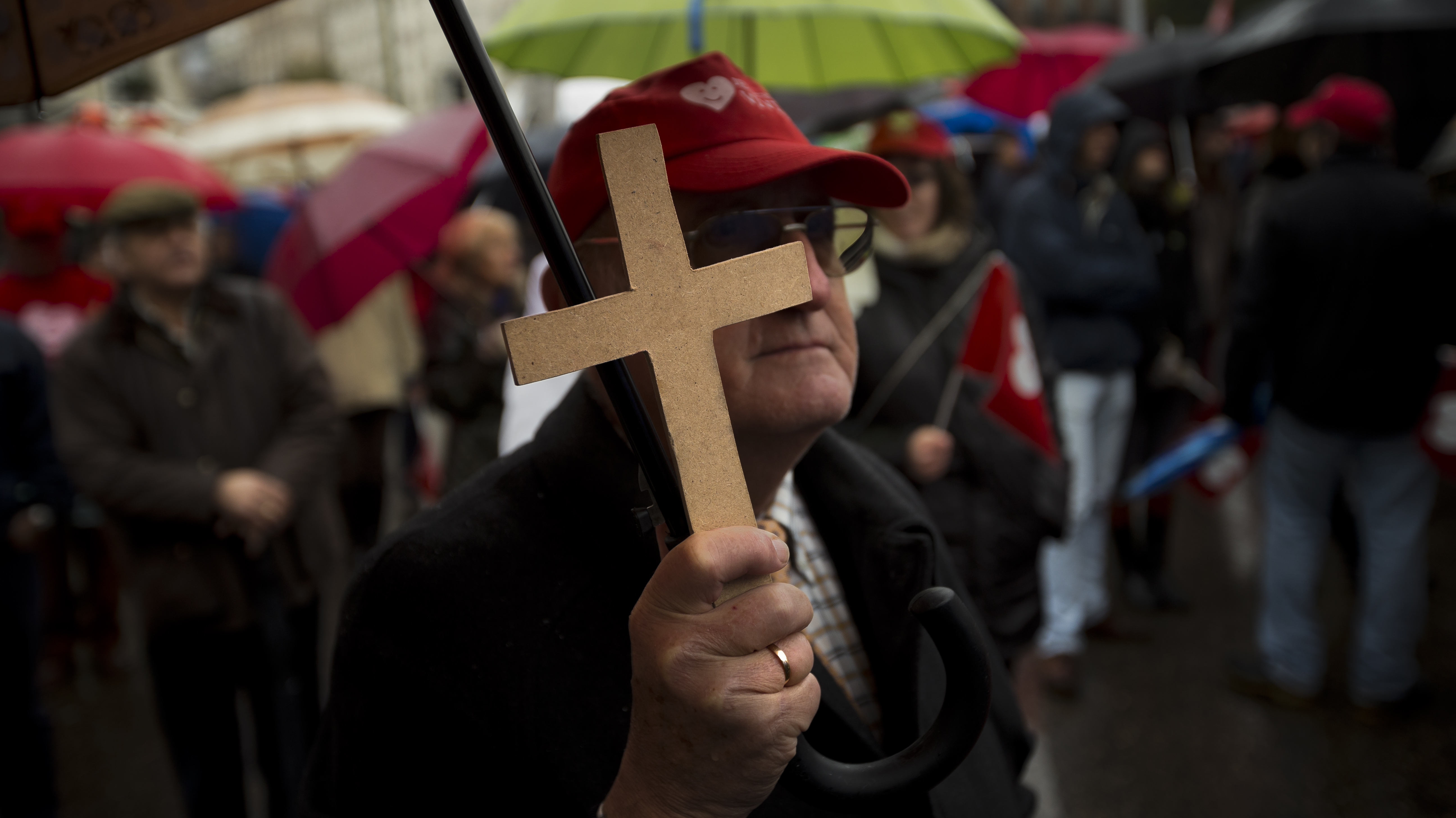 Anti-Abortion Push Has Spain Debating Definition Of 'Progress'