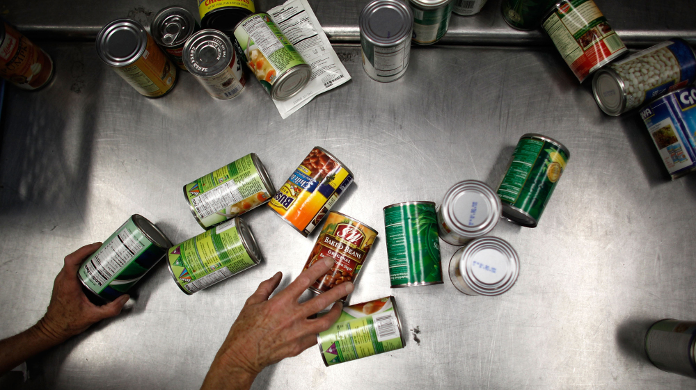Maybe That BPA In Your Canned Food Isn't So Bad After All