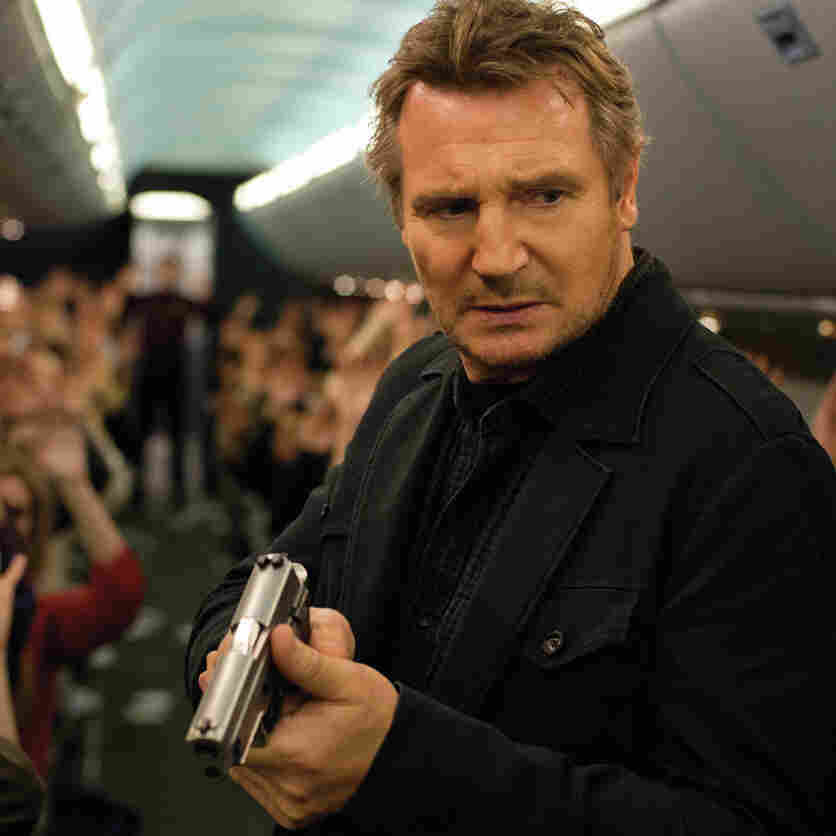 'Non-Stop': Liam Neeson, Armed And Dangerous Again