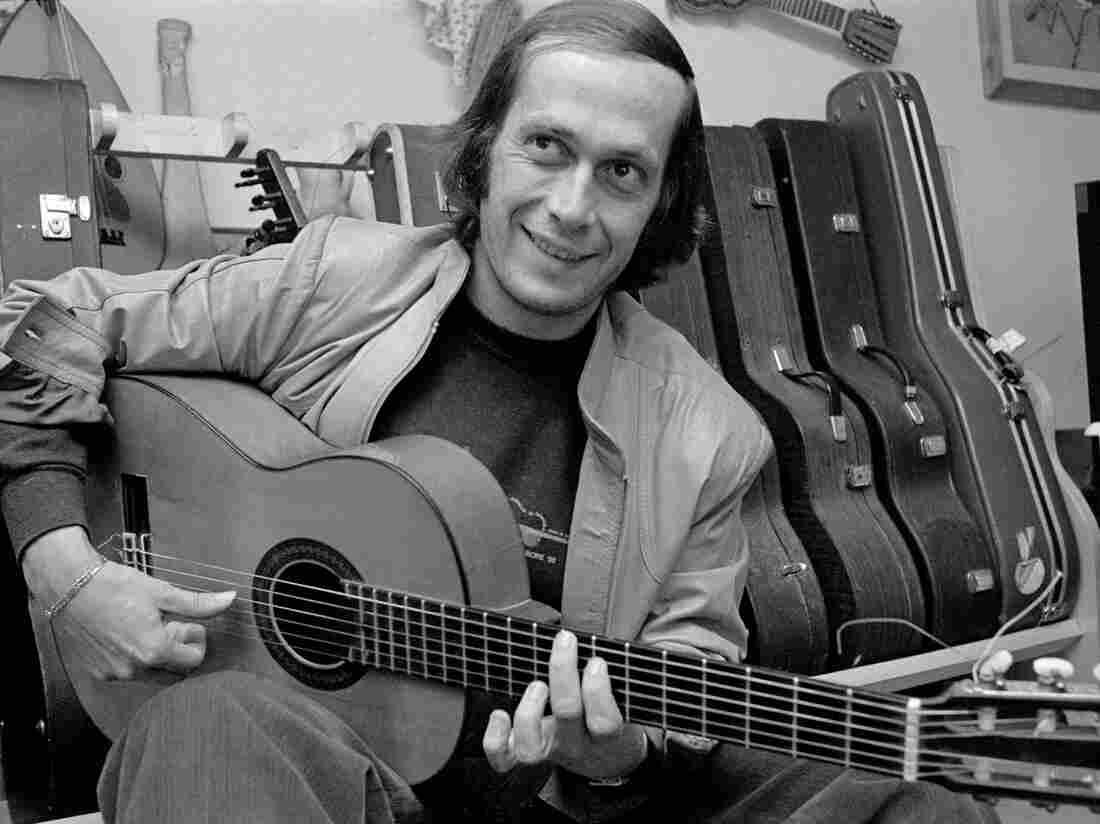 Paco de Lucia in 1982.