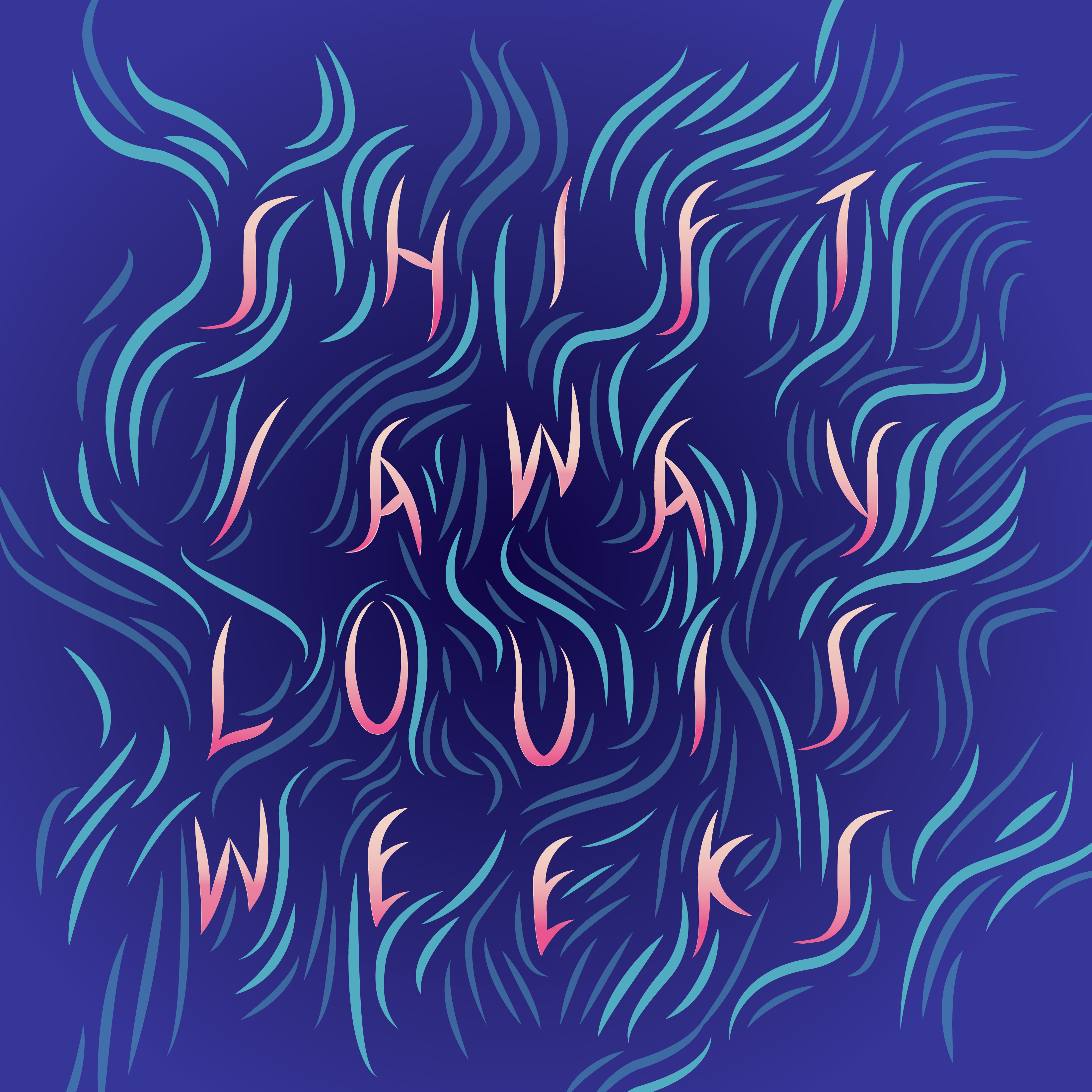 shift/away by Louis Weeks.