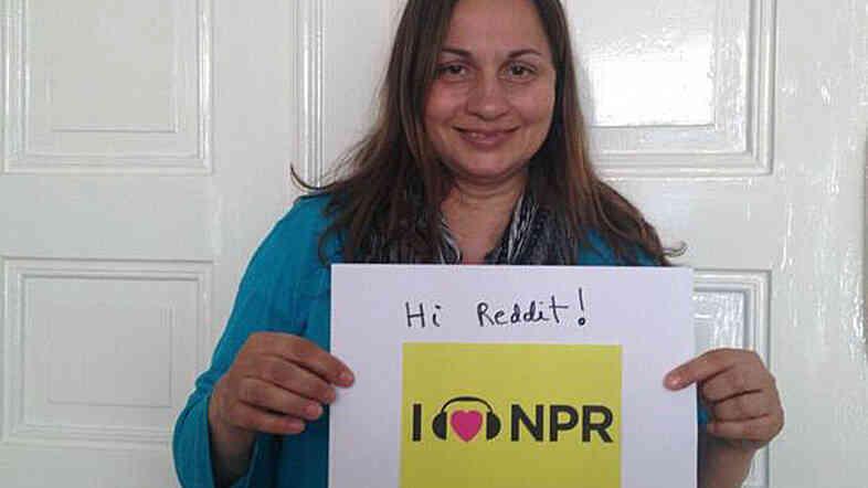 NPR's Soraya Sarhaddi Nelson