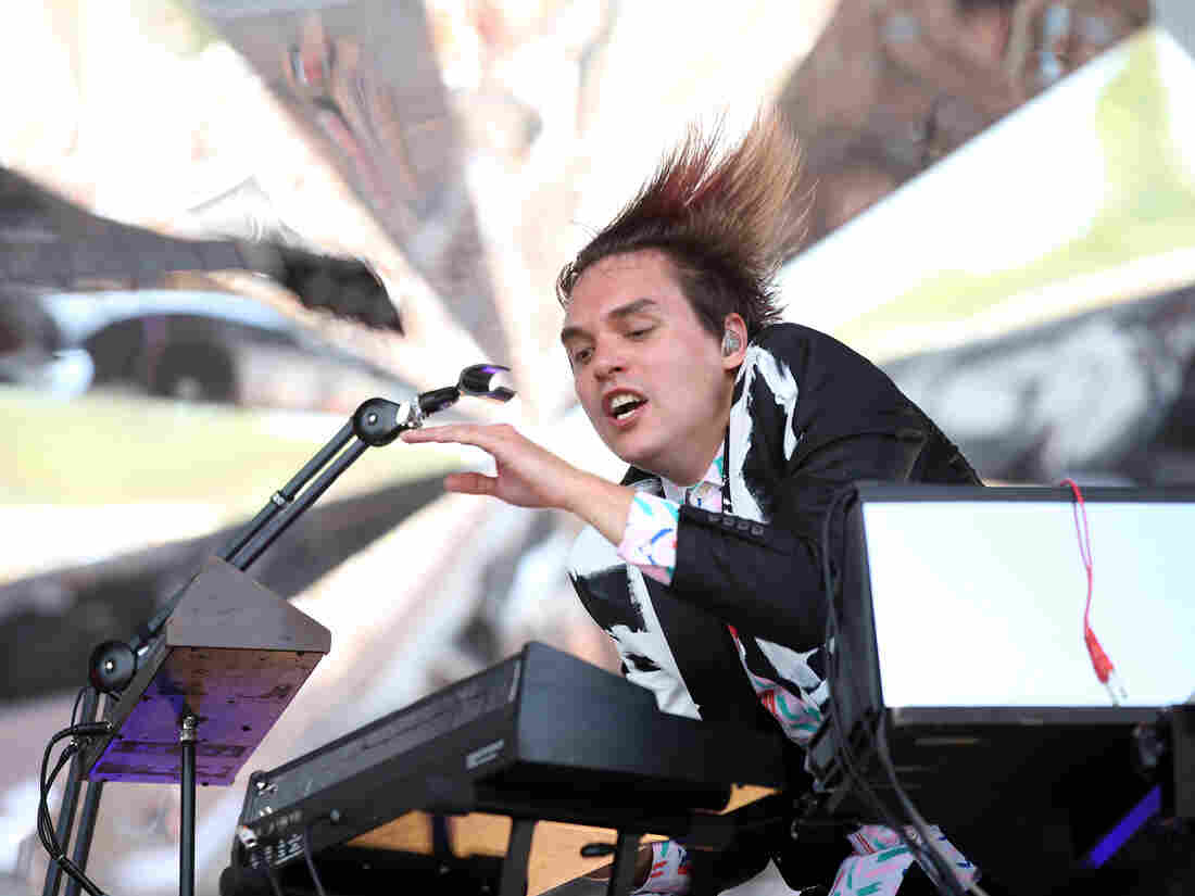 William Butler of Arcade Fire: not the most typical contender for Best Original Score.