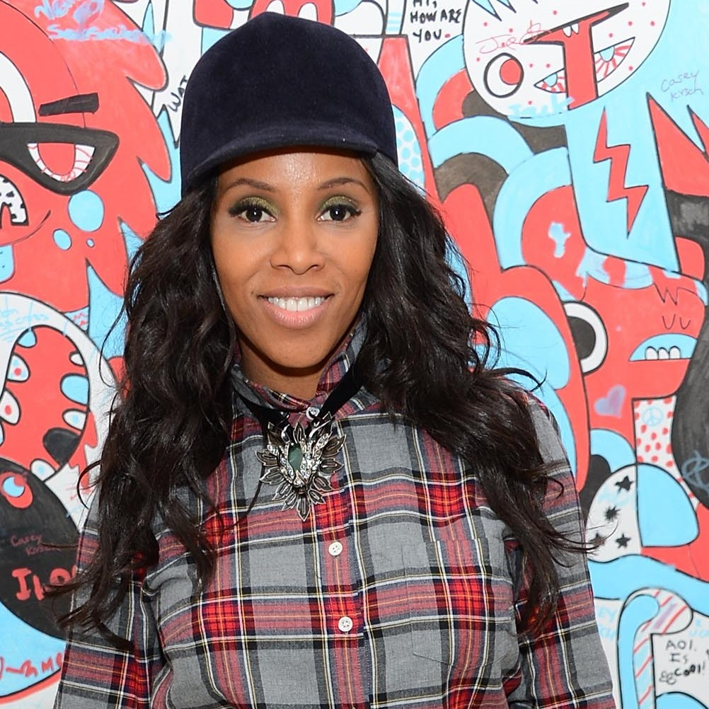June Ambrose is a stylist to the stars -- including Missy Elliott and Jay Z.