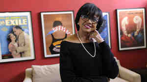 Cheryl Boone Isaacs is the first black president of the Academy of Motion Picture Arts and Sciences, and only the third female president.