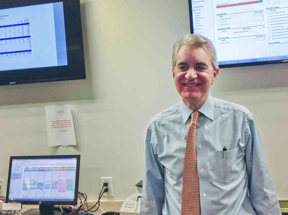 Kevin Counihan, CEO of Connecticut's health insurance exchange, hopes to be able to market their expertise.