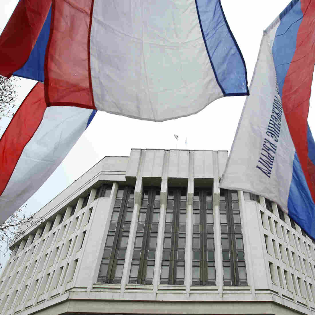 Ukraine Crisis: New Government Takes Shape As Crimea Simmers
