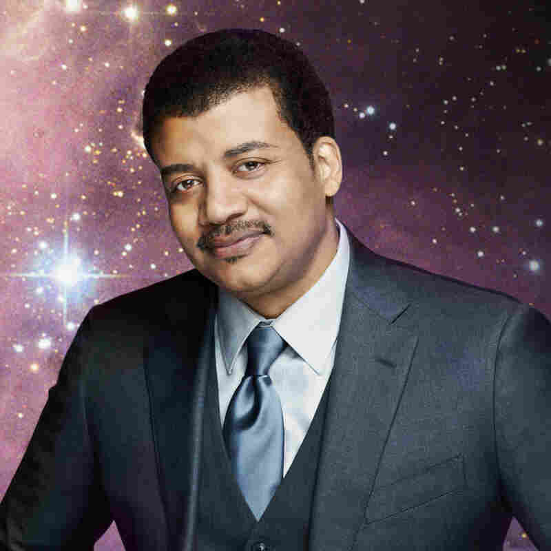 Astrophysicist Neil deGrasse Tyson hosts a new TV series called Cosmos: A Space-Time Odyssey. It's an update of the influential 1980 PBS series Cosmos: A Personal Journey, hosted by Carl Sagan.