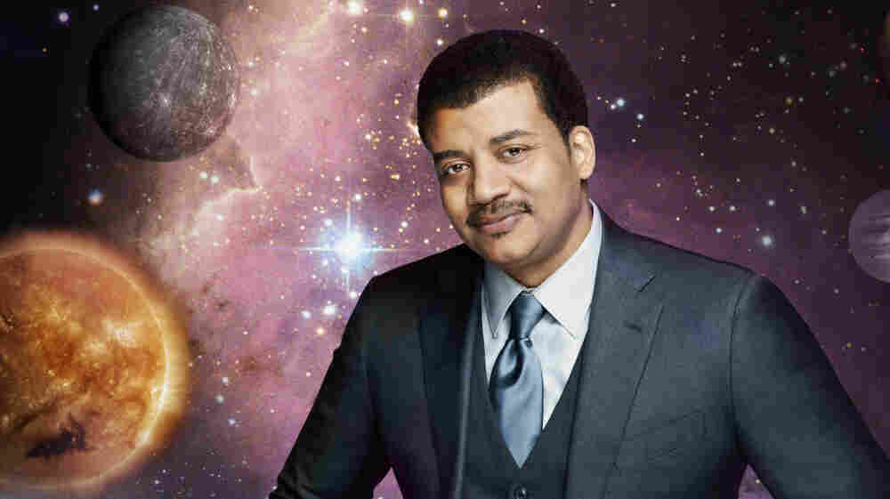 Neil DeGrasse Tyson Explains Why The Cosmos Shouldn't Make You Feel Small