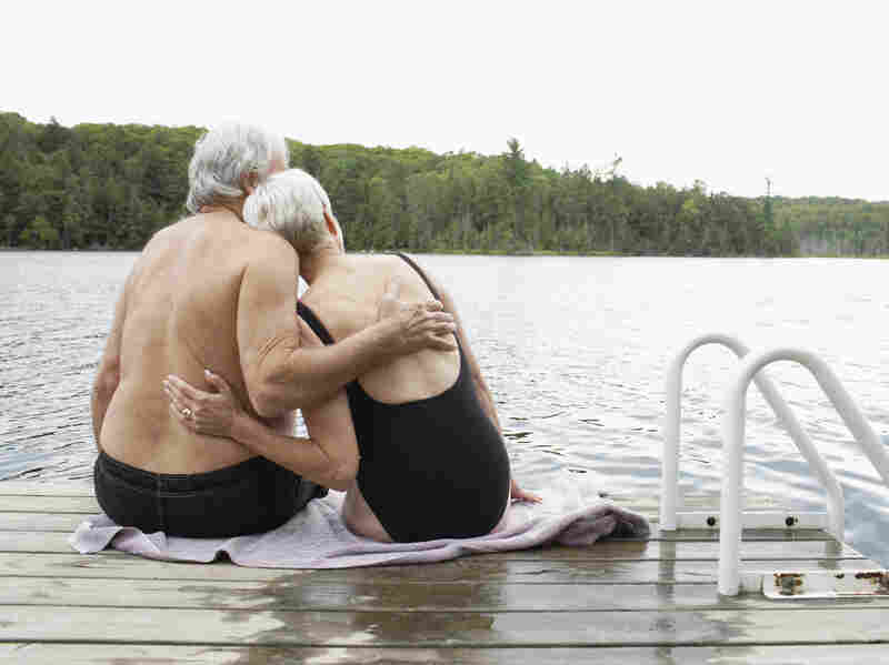 Intimacy in a marriage becomes even more important as we get older.