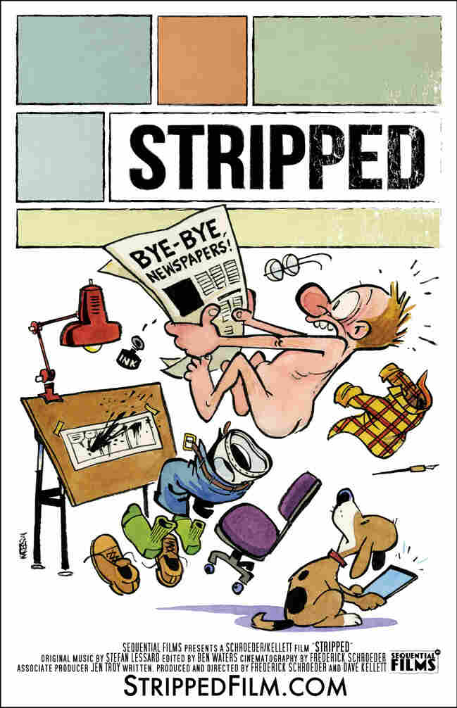 Poster by Bill Watterson