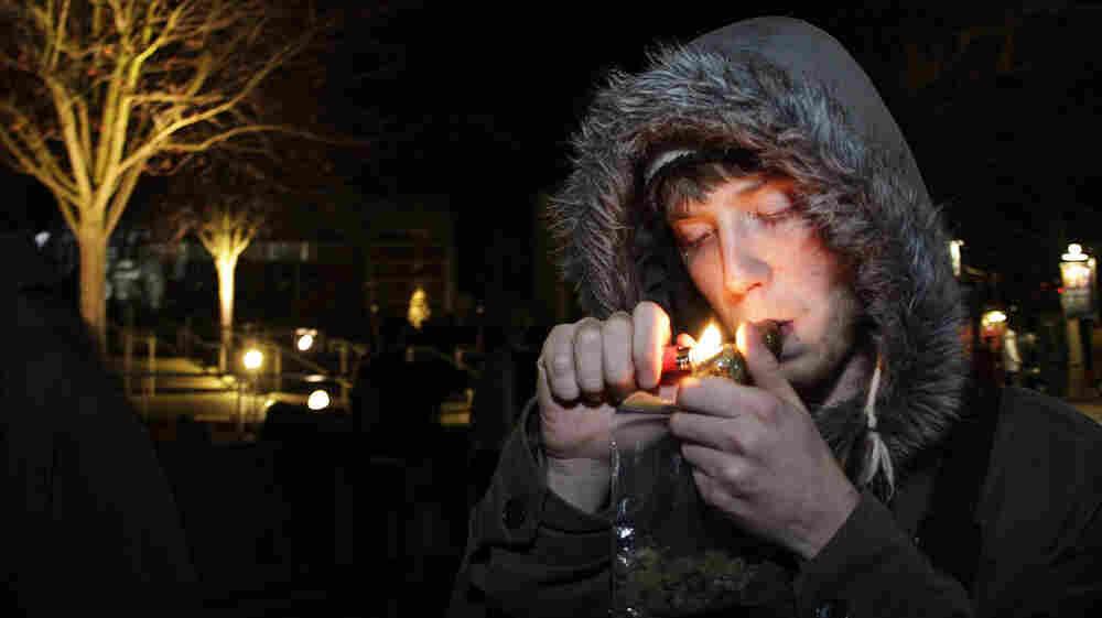 Evidence On Marijuana's Health Effects Is Hazy At Best
