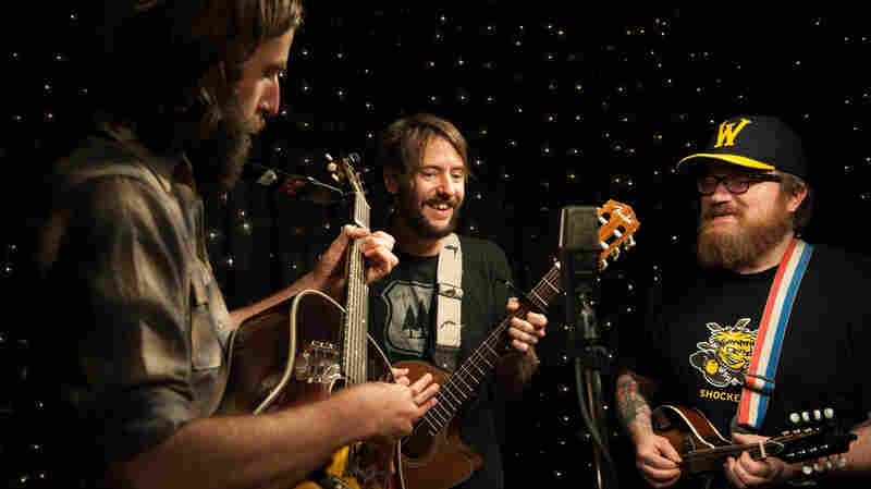 Band of Horses performed live on KEXP.
