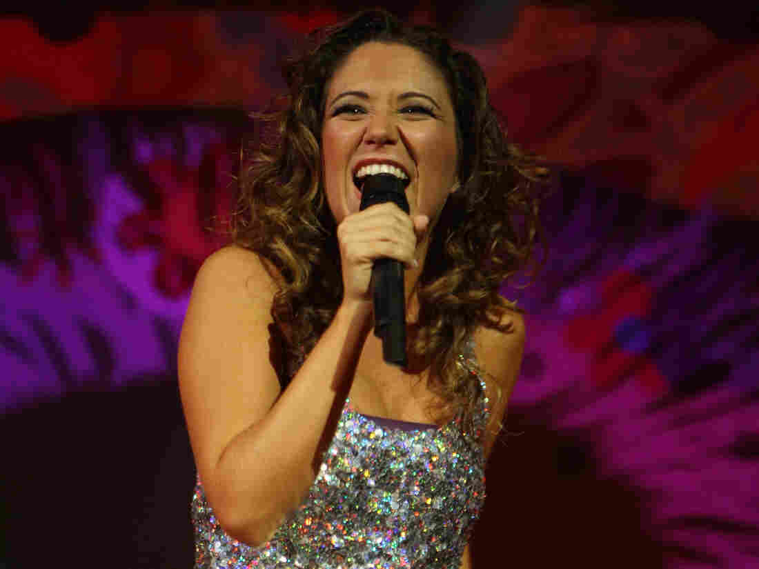 Samba isn't just for the musicians who work the scene in Rio. Singer Maria Rita is from São Paulo in southern Brazil; she recorded a samba album several years ago and will release a second this spring.