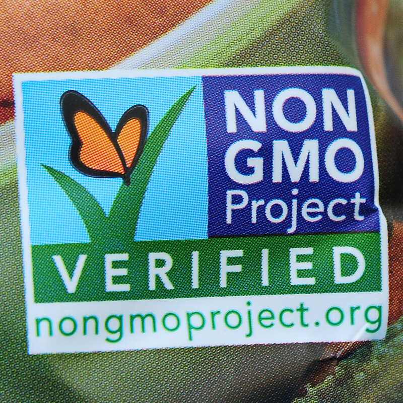 How Your Food Gets The Non Gmo Label The Salt Npr