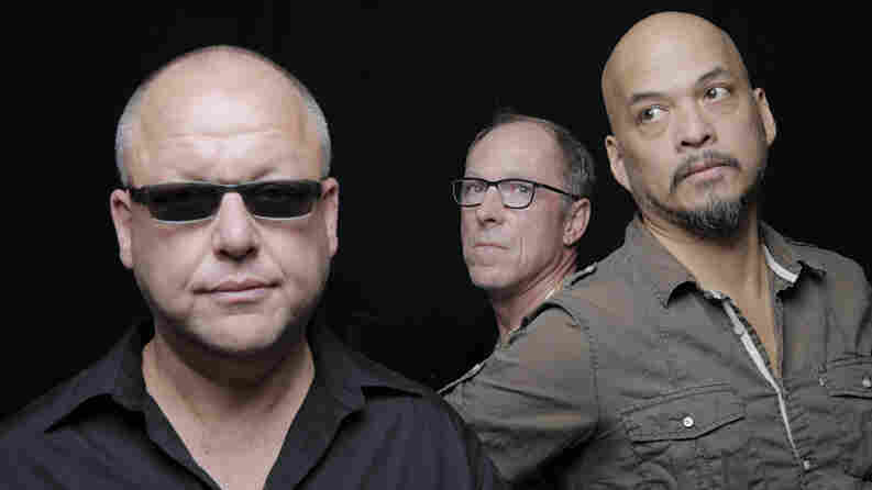 Pixies On World Cafe