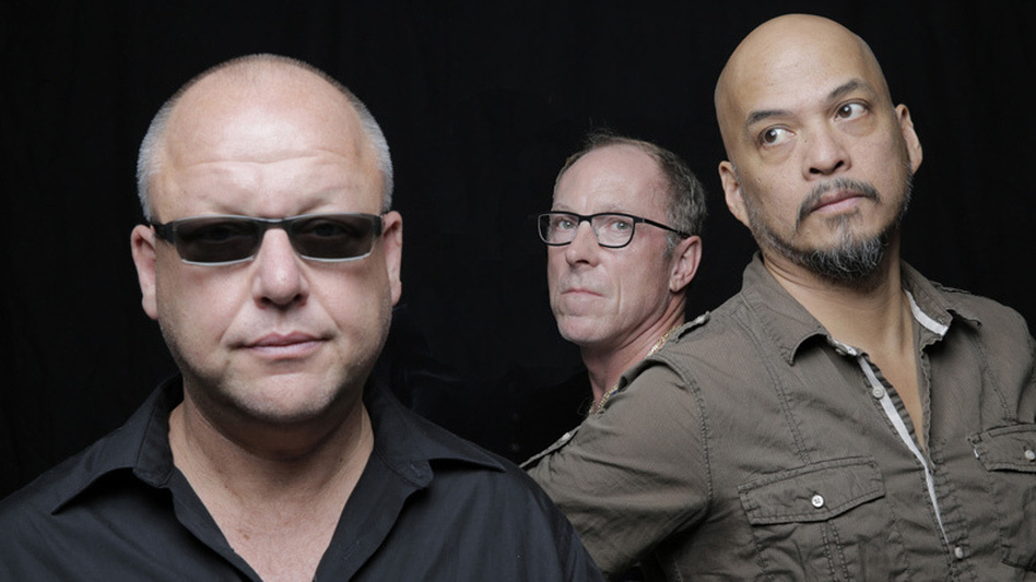 The Pixies. (Courtesy of the artist)