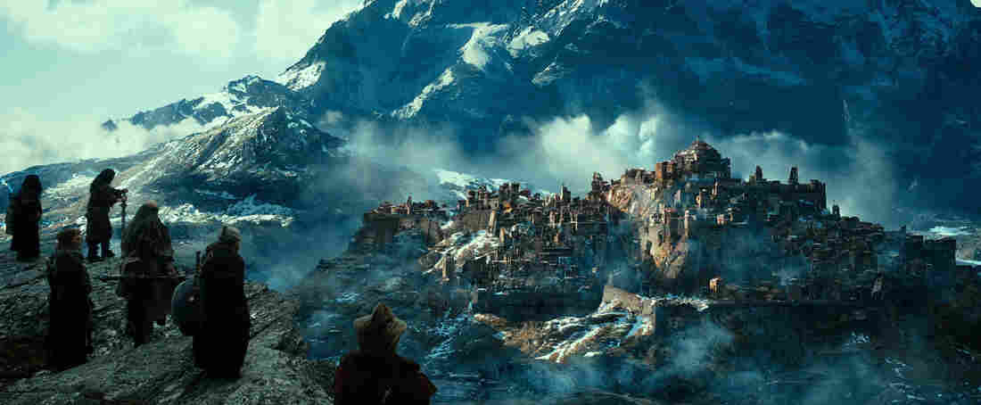 Foreign subsidies encourage Hollywood studios to move film work abroad —The Hobbit, for example, was shot in New Zealand — but that can make visual effects jobs unstable back in the U.S.