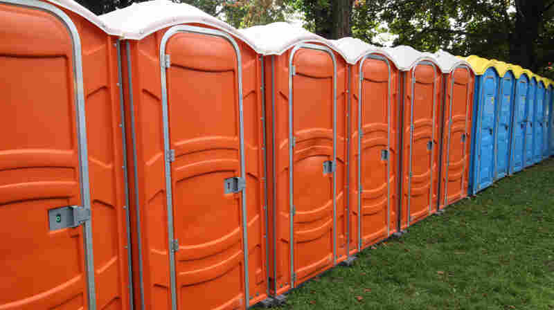 An Answer For Issues With 'Lavatory Logistics' At Outdoor Events