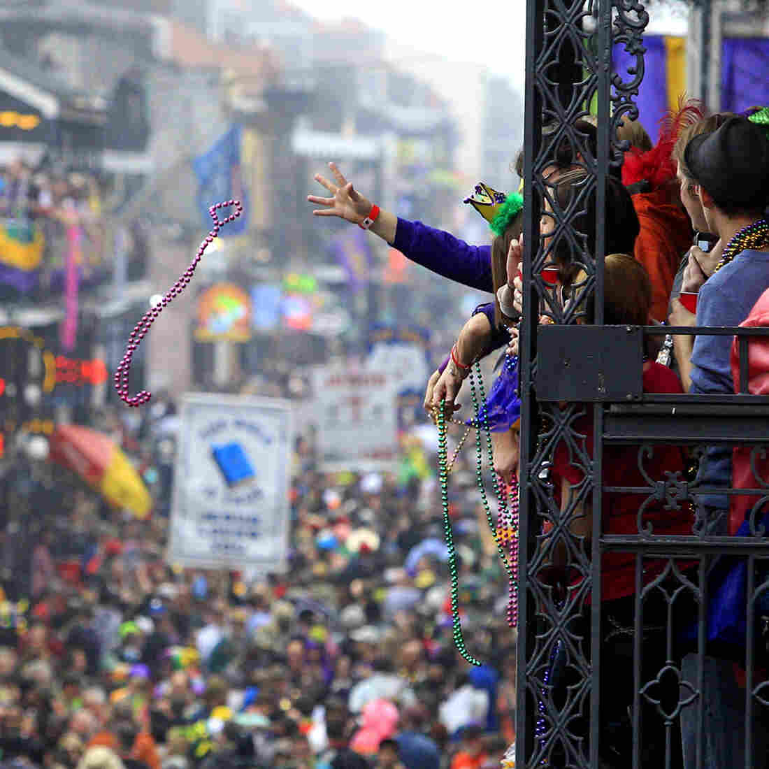 Throw Me Something (Again), Mister: Mardi Gras Beads Revived