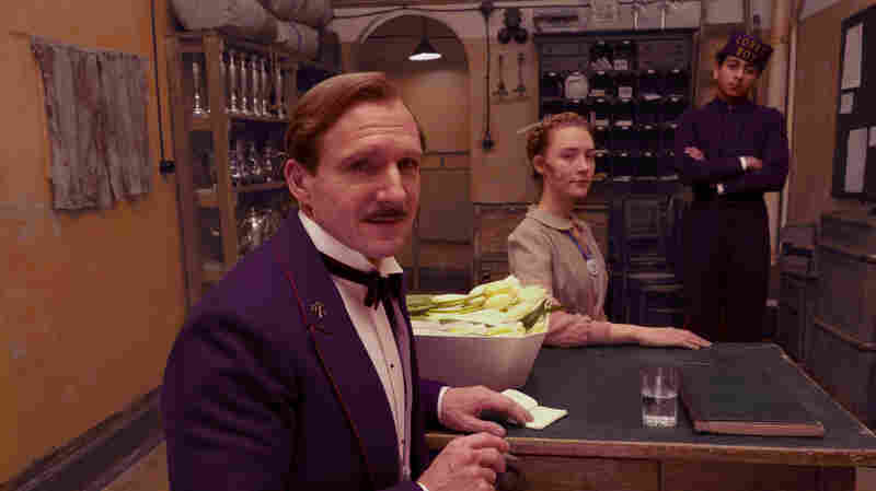 A Psychological Game Of Casting For 'The Grand Budapest Hotel'